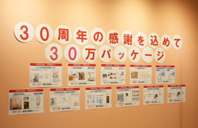 30万パッケージ②