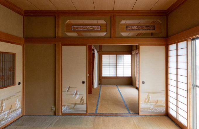 7/24更新【二間の和室をLDKに】1階全面改装:現場リポート